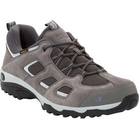 Jack Wolfskin Vojo Hike 2 Texapore Chaussures à tige basse Homme, tarmac grey